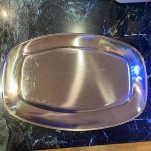 Alessi rectangular tray